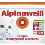 Test: Alpina Wandfarbe