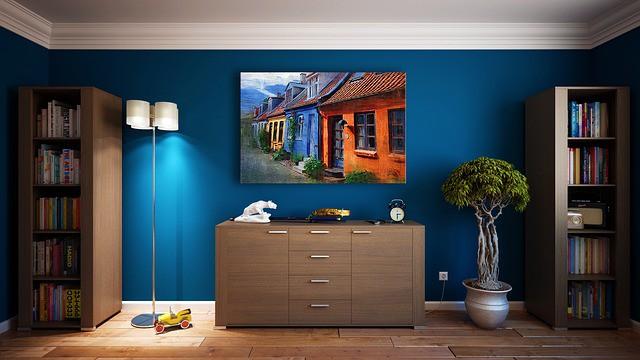 Wohnzimmer wandfarbe ideen im test